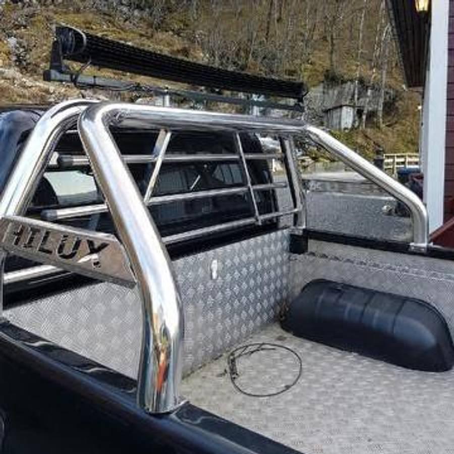 Veltebøyle ISUZU D-MAX 2012-2020